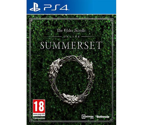 PS4 - The Elder Scrolls Online Summerset