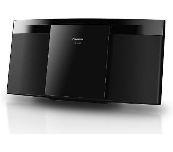 Panasonic SC-HC 200 černý