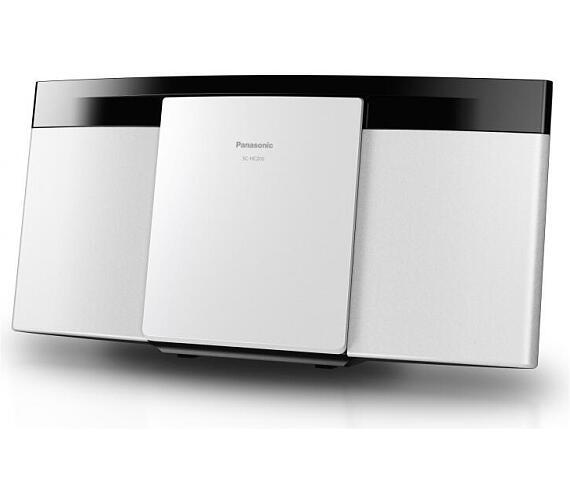 Panasonic SC-HC 200 bílý