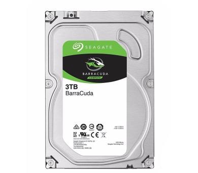 """Seagate BarraCuda 3TB HDD / ST3000DM007 / Interní 3,5"""" / 7200 rpm / SATA 6Gb/s / 256MB"""