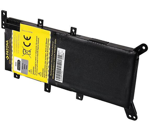 PATONA baterie pro ntb ASUS X555 5000mAh Li-pol 7,6V C21N1347 (PT2806) + DOPRAVA ZDARMA