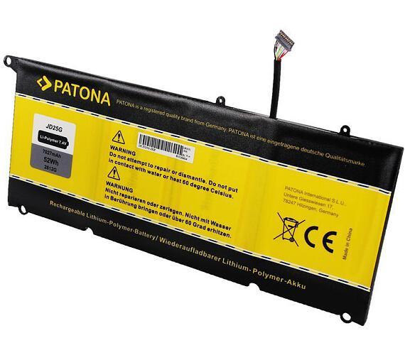 PATONA baterie pro ntb DELL XPS 13 7000mAh Li-pol 7,4V JD25G (PT2812) + DOPRAVA ZDARMA
