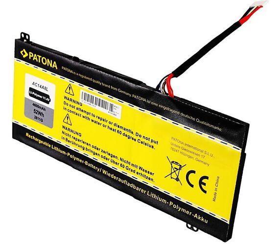 PATONA baterie pro ntb ACER Aspire VN7 4600mAh Li-pol 11,4V AC14A8L (PT2811)