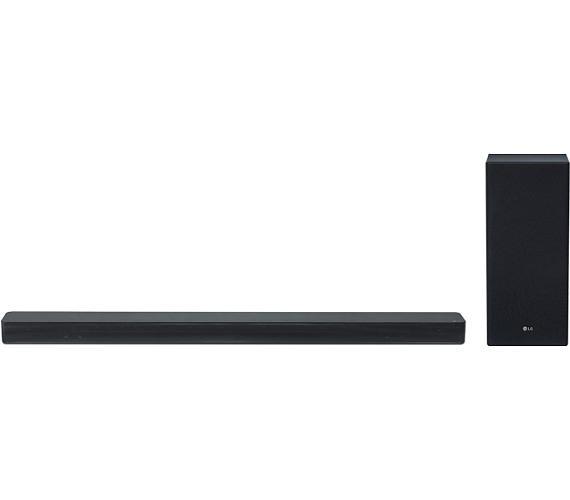 LG SK6 Soundbar s bezdrátovým subwooferem (SK6F)