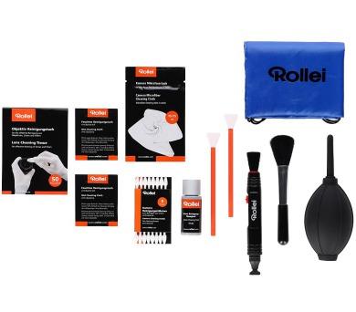 Rollei cestovní čistící sada RE:FRESH Kit APS-C pro fototechniku (27020)