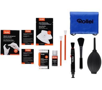 Rollei cestovní čistící sada RE:FRESH Kit MFT pro fototechniku (27022)