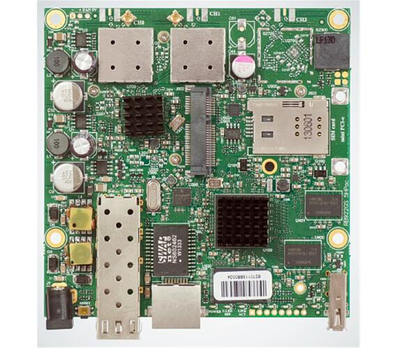 MIKROTIK RB922UAGS-5HPacD 802.11ac RouterBOARD + DOPRAVA ZDARMA