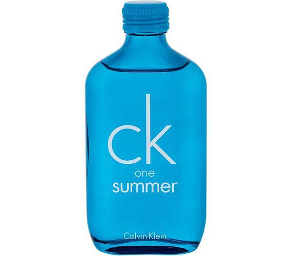 Toaletní voda Calvin Klein CK One