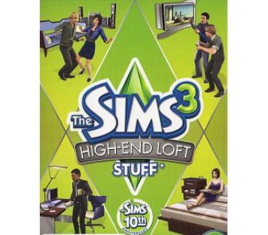 ESD The Sims 3 Luxusní bydlení (161)