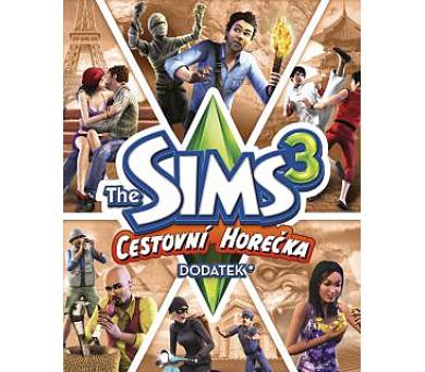 ESD The Sims 3 Cestovní Horečka (173)