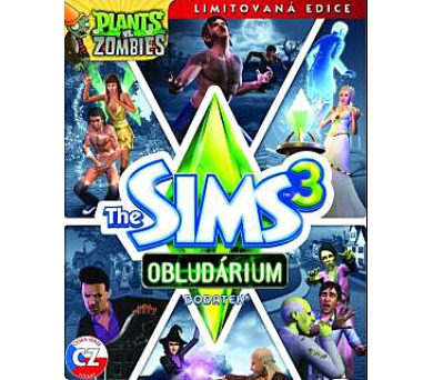 ESD The Sims 3 Obludárium (245)