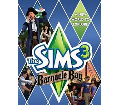 ESD The Sims 3 Pirátská zátoka (284)