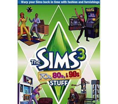 ESD The Sims 3 70s