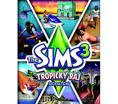 ESD The Sims 3 Tropický Ráj (709)