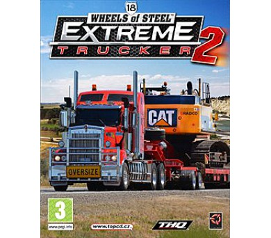 ESD 18 Wheels of Steel Extreme Trucker 2 (2191)
