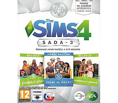 ESD The Sims 4 Bundle Pack 3 (3208)