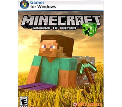 ESD Minecraft Windows 10 Edition