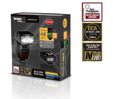 Hähnel MODUS 600RT Wireless Kit - Micro 4/3 (1005 133.0)