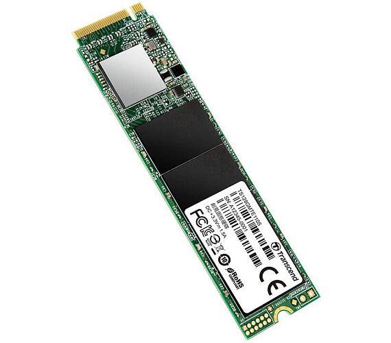 TRANSCEND MTE110S 128GB SSD disk M.2 2280 + DOPRAVA ZDARMA