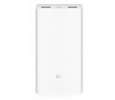 Xiaomi PLM06ZM Original Mi PowerBank 2C 20000mAh White + DOPRAVA ZDARMA