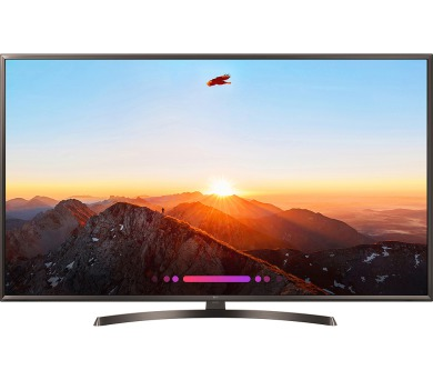 65UK6400 LED ULTRA HD LCD TV LG + DOPRAVA ZDARMA