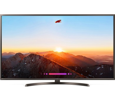 55UK6400 LED ULTRA HD LCD TV LG + DOPRAVA ZDARMA