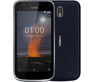 Nokia 1 Dual SIM Dark Blue (11FRTL01A03)