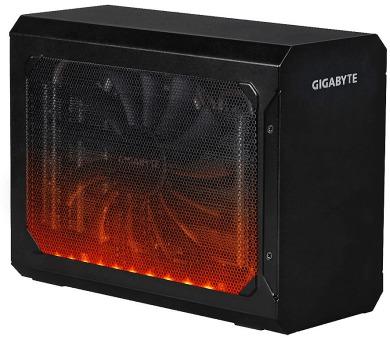 GIGABYTE Radeon™ RX 580 Gaming Box - externí (GV-RX580IXEB-8GD) + DOPRAVA ZDARMA