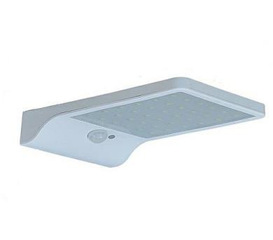 IMMAX venkovní solární LED osvětlení s čidlem/ 2,5W/ 4000K/ 450lm/ bílé
