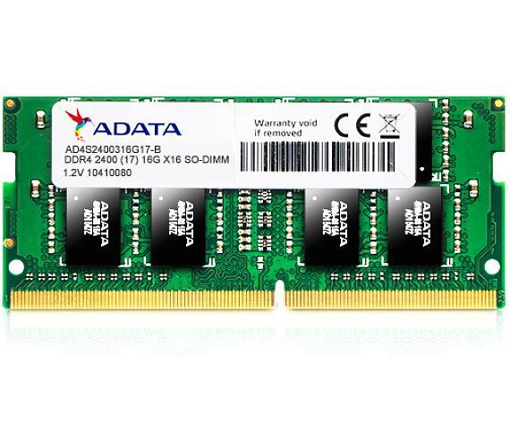 SO-DIMM 8GB DDR4-2400MHz ADATA 1024x8 CL17 (AD4S240038G17-R)
