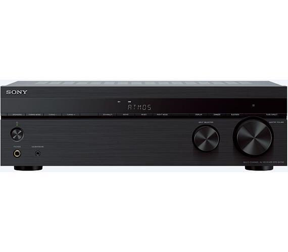 Sony receiver STR-DH790 černý (STRDH790.CEL) + DOPRAVA ZDARMA