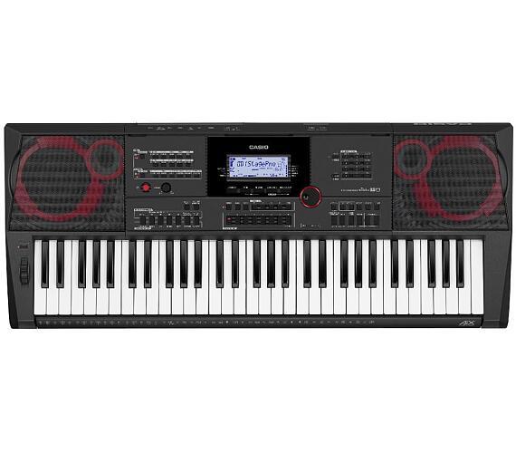 CT X5000 klávesový nástroj vč ad. CASIO