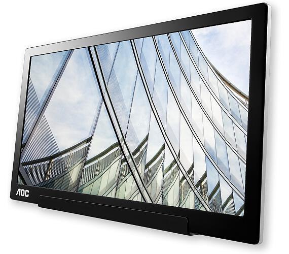"""AOC LCD I1601FWUX 15,6""""/1920x1080/5ms/700:1/USB-C + DOPRAVA ZDARMA"""