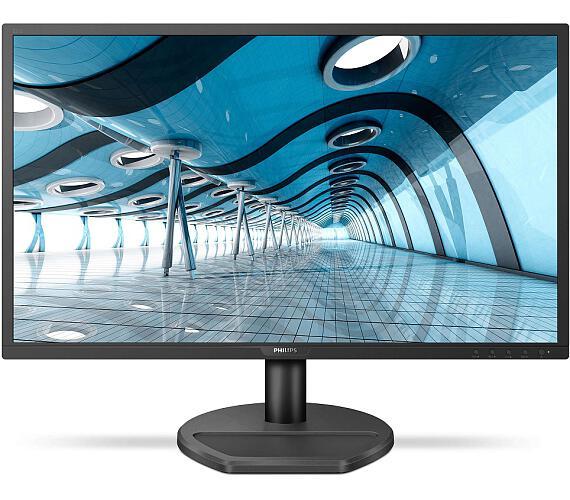 "Philips LCD 221S8LDAB 21,5""/1920x1080/1ms/1000:1/VGA/DVI/HDMI/repro (221S8LDAB/00) + DOPRAVA ZDARMA"