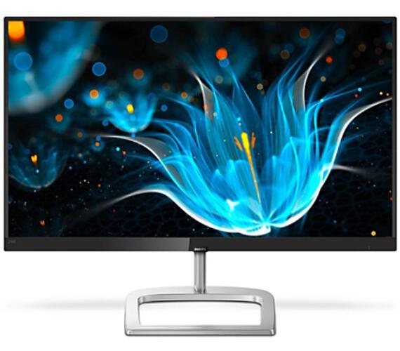 "Philips LCD 246E9QJAB 23,8"" IPS FreeSync/1920x1080/20M:1/5ms/250cd/VGA/HDMI/DP/repro/bezrámečkový design (246E9QJAB/00) + DOPRAVA ZDARMA"
