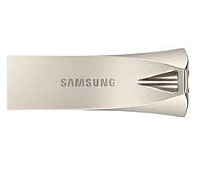 Samsung flash disk 128GB USB 3.1 (rychlost čtení až 300MB/s) Champagne Silver (MUF-128BE3/EU)