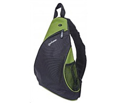"MANHATTAN Dashpack 12"" Black/Green (439848)"