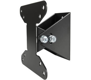 """4W Sklopný držák pro LCD 10-32"""" nákl. 15° 20kg BLK (07440-BLK)"""
