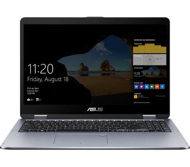 "ASUS VivoBook TP510UA - 15,6T""/i5-8250U/500GB/4G/W10 šedý + stylus (TP510UA-E8096T) + DOPRAVA ZDARMA"