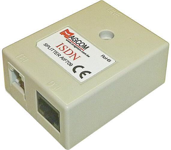 WELL ADSL/VDSL Splitter AIF709
