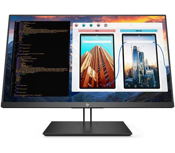"HP Z27 27"" IPS 3840x2160/350/DP/USB-C (2TB68A4#ABB)"