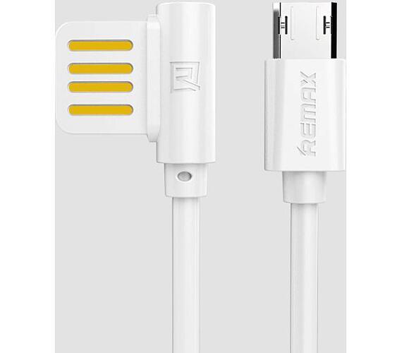 Remax RC-075m datový kabel Micro USB,bílý (AA-7073)