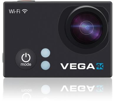 Sportovní kamera Niceboy® VEGA 4K + dálkové ovládání