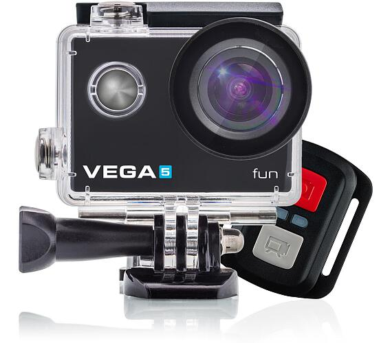 Kamera Niceboy® VEGA 5 fun + dálkové ovládání