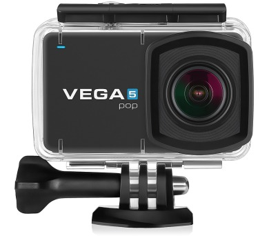 Akční kamera Niceboy® VEGA 5 pop + dálkové ovládání