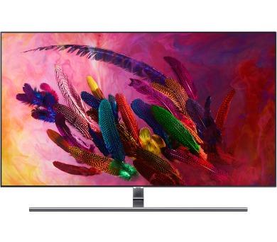 QE75Q7FNA QLED ULTRA HD LCD TV Samsung + DOPRAVA ZDARMA