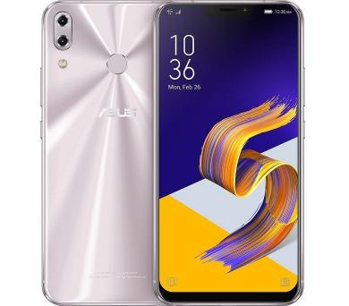 ASUS Zenfone 5 - SDM636/64GB/4G/Android 8.0 stříbrný (ZE620KL-1H010EU) + DOPRAVA ZDARMA