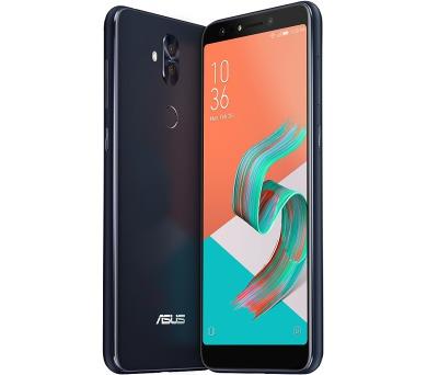 ASUS Zenfone 5 Lite - SDM630/64GB/4G/Android 7.0 černý (ZC600KL-5A073EU) + DOPRAVA ZDARMA
