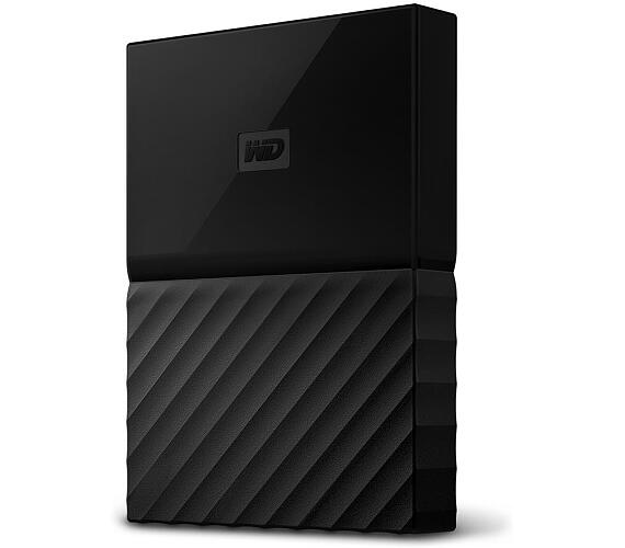 "Ext. HDD 2.5"" WD My Passport for MAC 4TB USB 3.0 (WDBP6A0040BBK-WESE)"