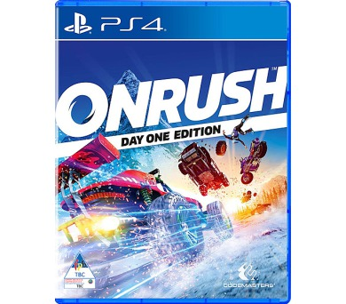 PS4 - Onrush + DOPRAVA ZDARMA